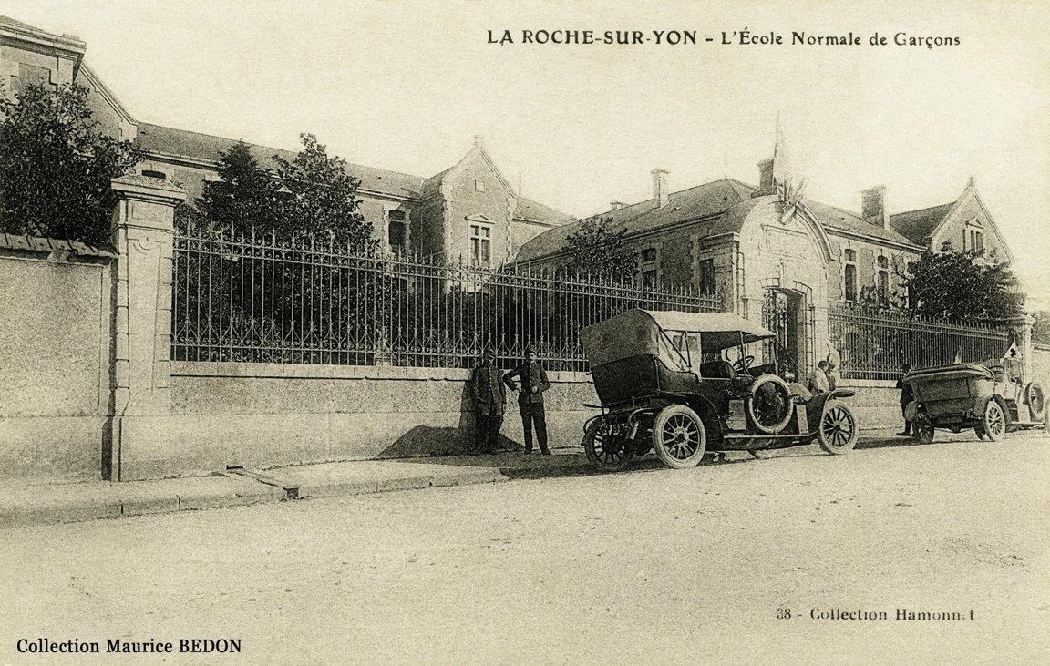 La chouette de vend e pages d 39 histoire 1914 les hopitaux temporaires en vendee - Coup de foudre la roche sur yon ...