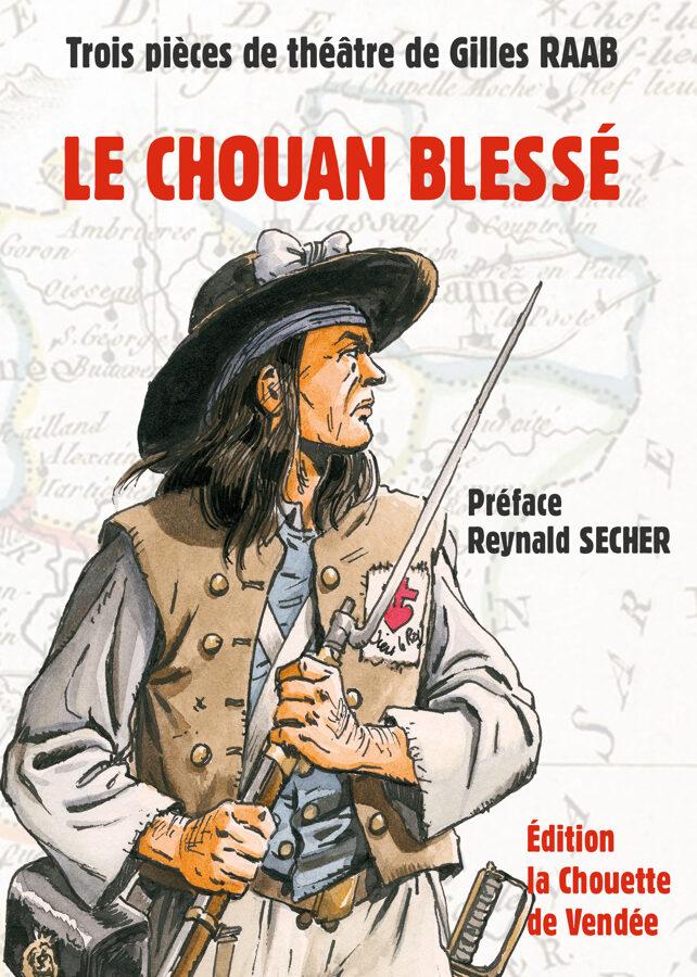PRÉ-COMMANDE : Le Chouan Blessé