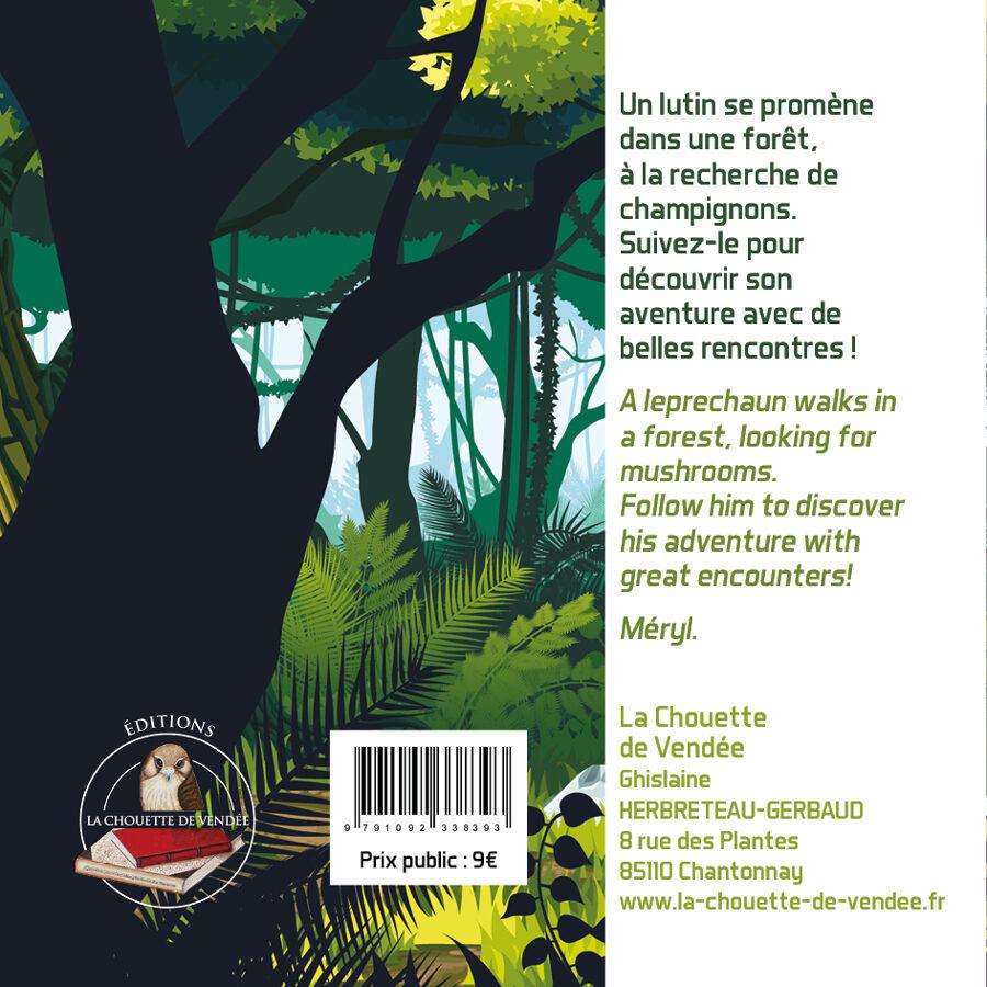 Le Lutin dans la forêt