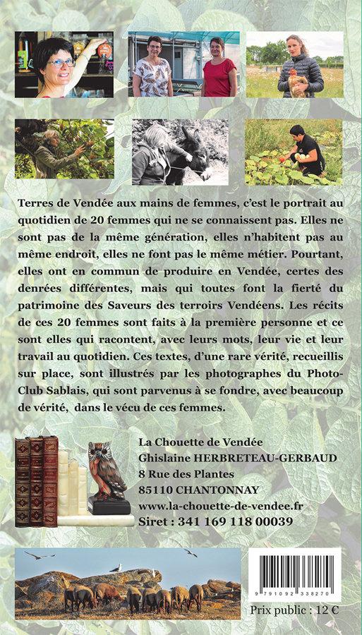 Terres de Vendée aux mains de Femmes