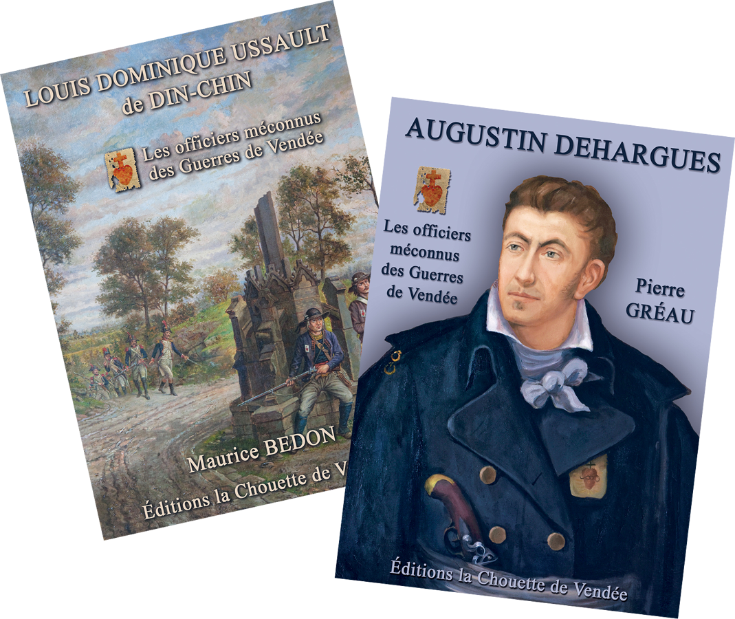 AUGUSTIN DEHARGUES + LOUIS DOMINIQUE USSAULT