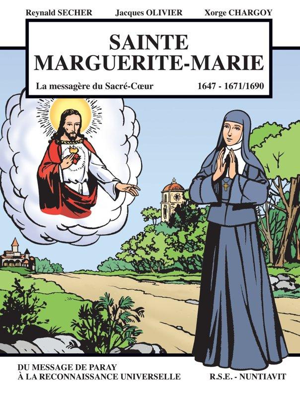 Sainte Marguerite-Marie : du message de Paray à la reconnaissance universelle