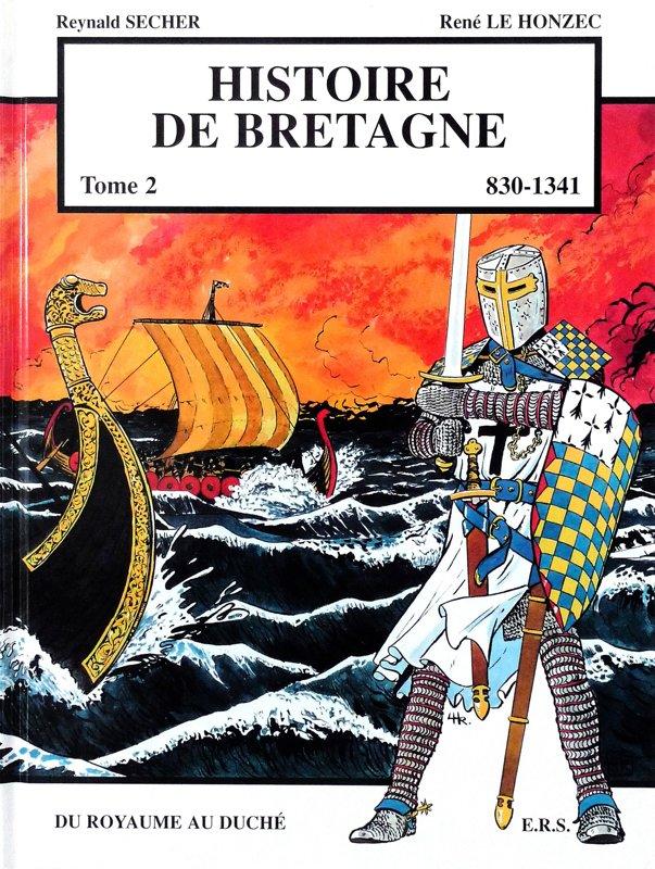 Histoire de Bretagne : du Royaume au Duché