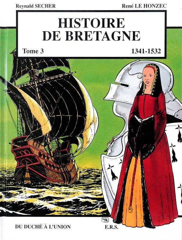 Histoire de Bretagne : du Duché à l'Union