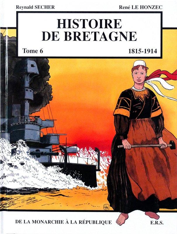 Histoire de Bretagne : de la Monarchie à la République