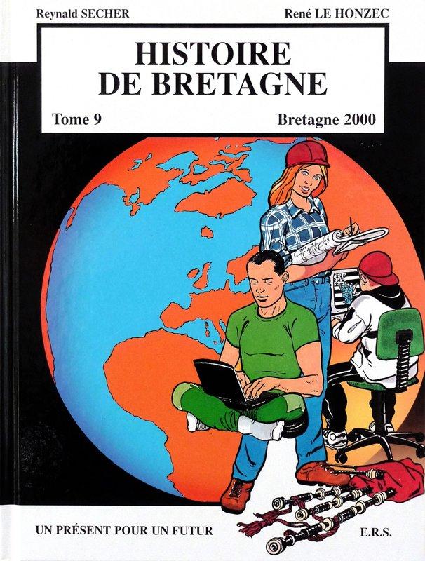 Histoire de Bretagne : un Présent pour un Futur