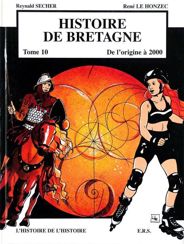 Histoire de Bretagne : l'Histoire de l'Histoire