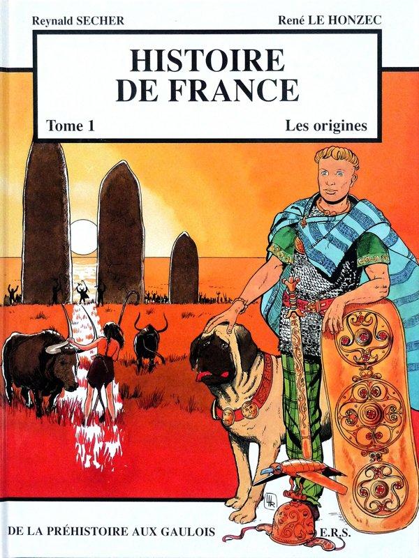 Histoire de France : de la Préhistoire aux Gaulois