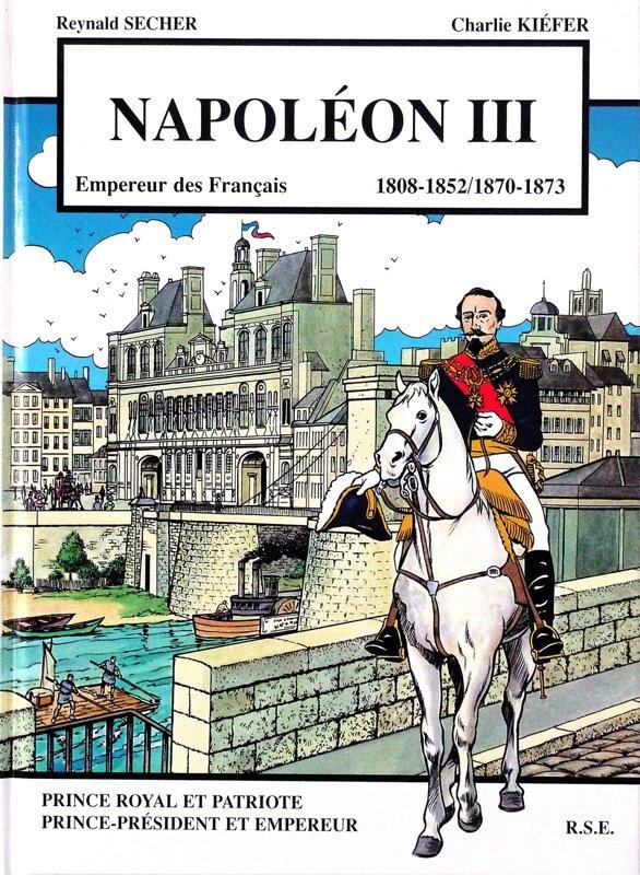 """Napoléon III """"Empereur des Français 1808-1852/1870-1873"""""""
