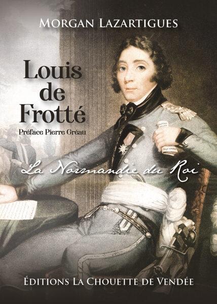 PRE-COMMANDE Louis de Frotté