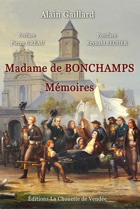 Madame de BONCHAMPS - Mémoires
