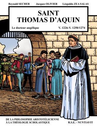 Saint Thomas d'Aquin : le Docteur Angélique