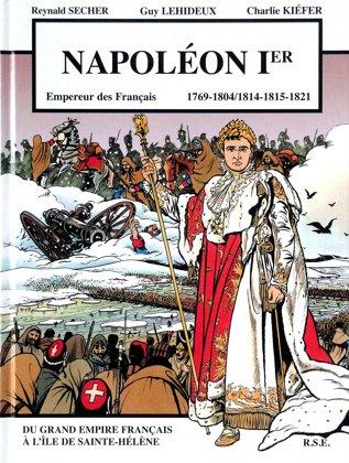 "Napoléon Ier ""Empereur des Français 1769-1804/1814-1815-1821"""